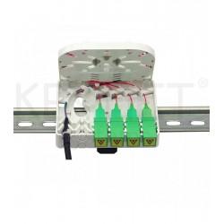 Keynet FTB-1045-DH - Caja terminal interior FO 4p SC