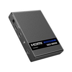 HDMI-EXT-4K-KVM - Pareja de extensores de señal HDMI/USB