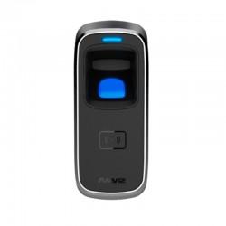 Anviz M5PLUS-BT-WIFI - Lector biométrico autónomo de accesos con identificación por huella dactilar y/o tarjeta EM.
