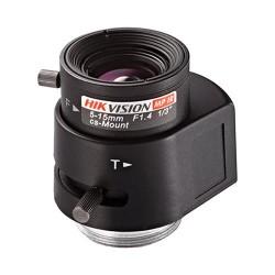 Hikvision TV0515D-MPIR - Óptica varifocal auto iris 5 - 15 mm
