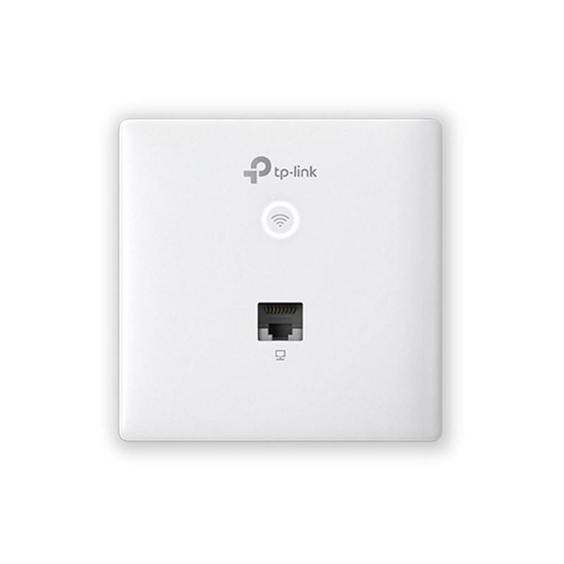 TP-Link EAP230-WALL - Punto de acceso inalámbrico de pared gigabit inalámbrico MU-MIMO OMADA AC1200.