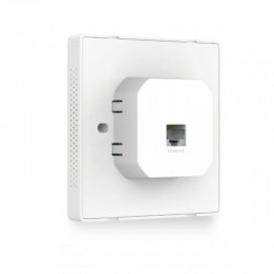 TP-Link EAP230-WALL - Punto de acceso WiFi de pared gigabit MU-MIMO OMADA AC1200.