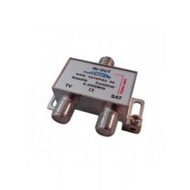 Novamax NV032001 - Mezclador de Señal TV y SAT