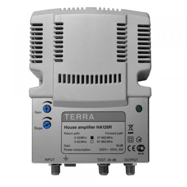 TE-26R65HA1 - Amplificador CATV 1 sal