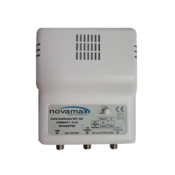 NV033700 - Amplificador FI con mezcla Terrestre