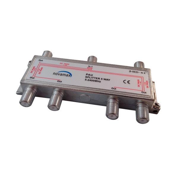 NV032005 - PAU punto de acceso al usuario de 5 salidas