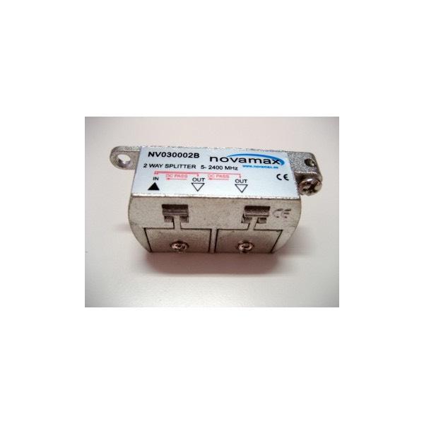 NV030002B - Repartidor Brida de 2 salidas.