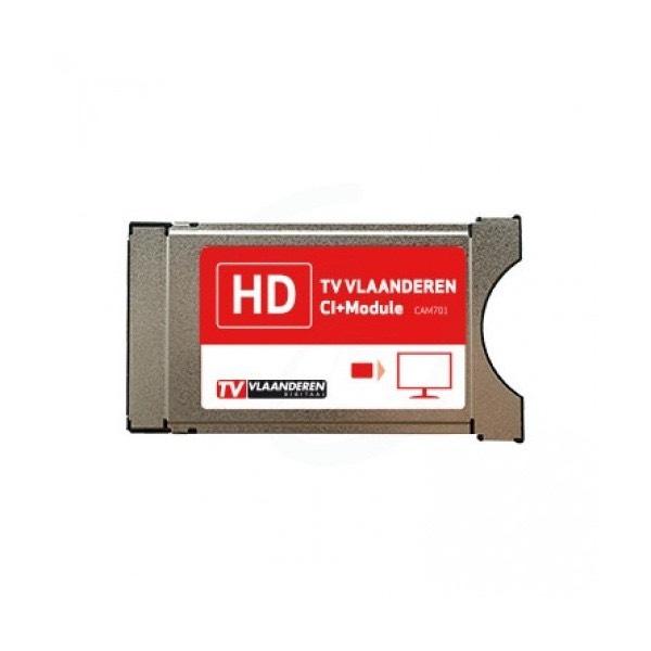 CAM701-TVV - PCMCIA TV VLAANDEREN