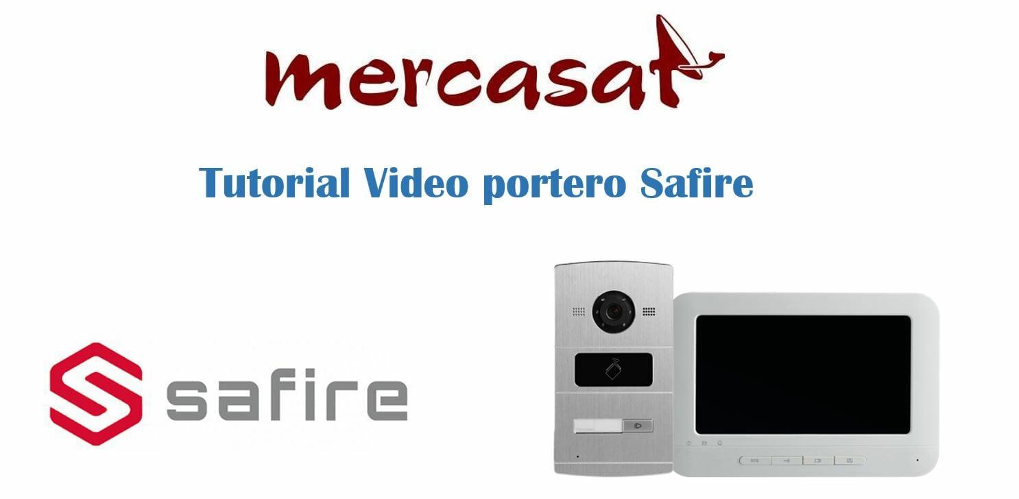 Tutorial Video Portero Safire