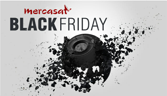 Black Friday en mercasat. Grandes promociones
