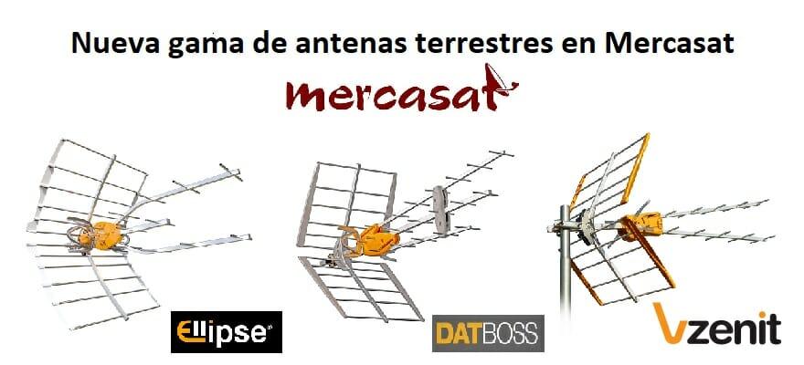Antenas tdt Mercasat